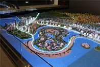China 1 / 1000 Scale Miniature Architectural Models For Urban Planning Display factory