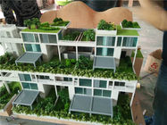 China Large Scale Villa 3D Model , Commercial Residential Building 3D Model factory