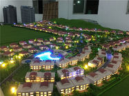 China 1/300 Scale Real Estate Development Model For Villas Size 2.6x2.0m factory