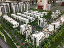 China 1/150 Diorama  Miniature Architectural Models For Isreal Residential 2.2x1.5m factory