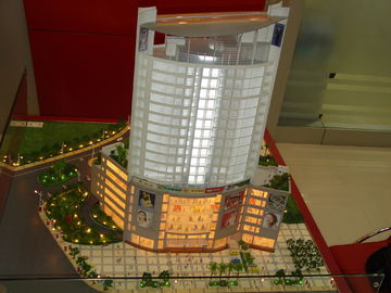 Commerical 3D Office Building Model Pdf / Cad Drawing Handmade Technic